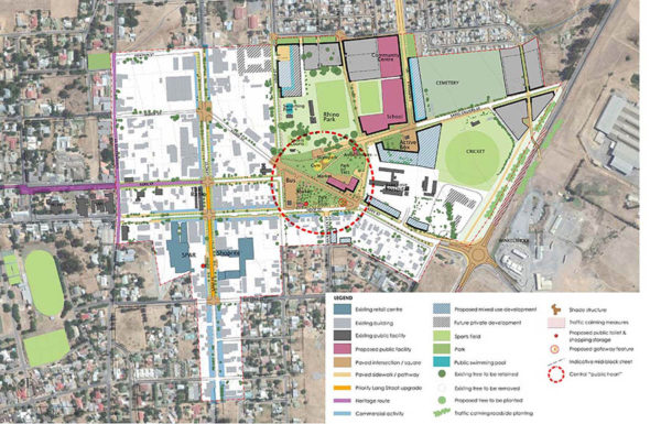 Piketberg Gateway and Central Integration Zone Precinct Plan
